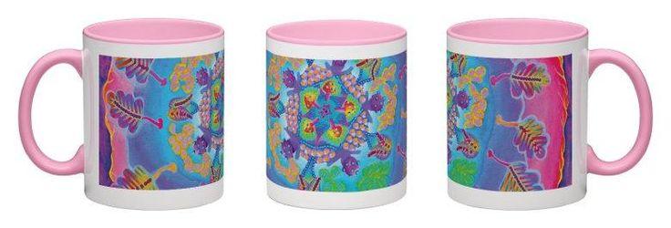 Naturepie Accent Mug - Pink Interior