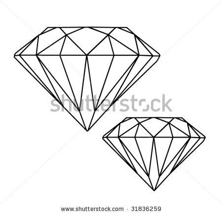 1000+ ideas about Diamond Tattoos on Pinterest | Tattoos ...