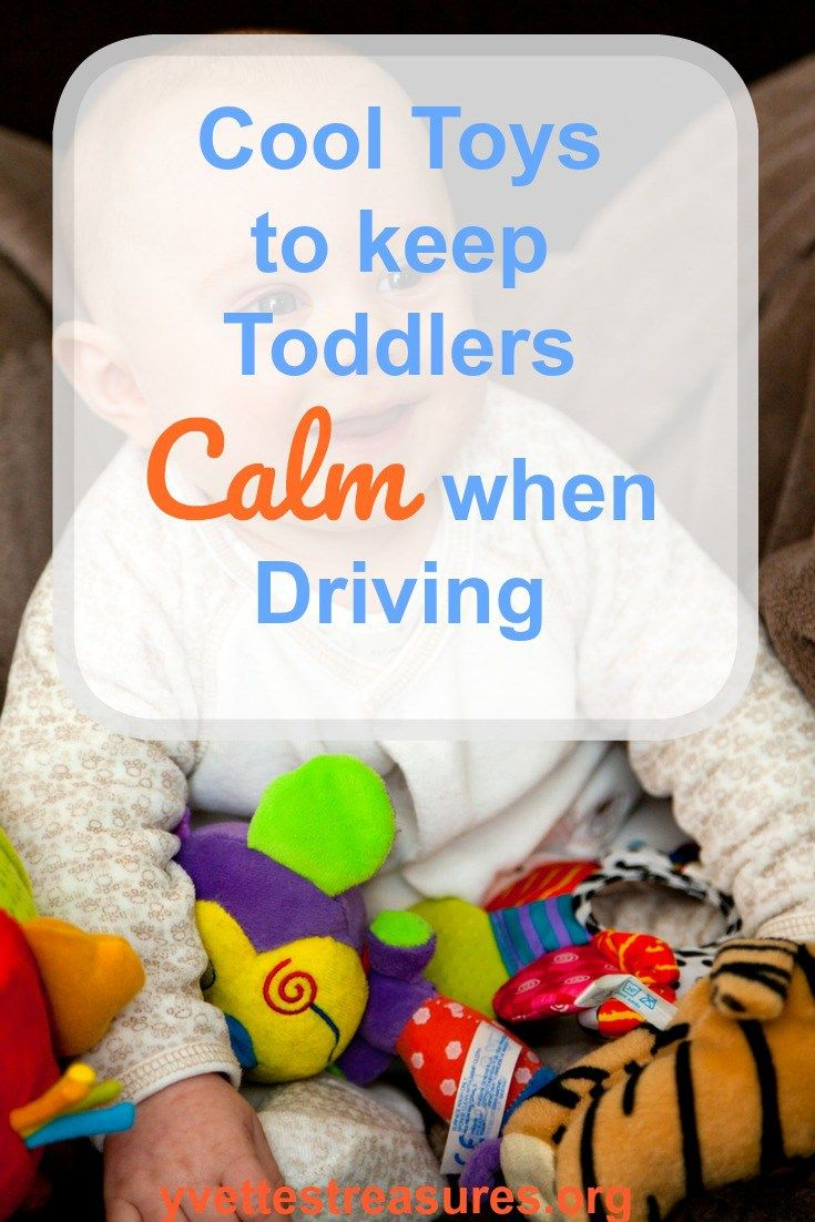 Cool Toys for toddlers to keep them still when you're driving. Christmas gift buying guide.