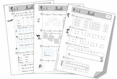 Exercices Cap Maths CE1