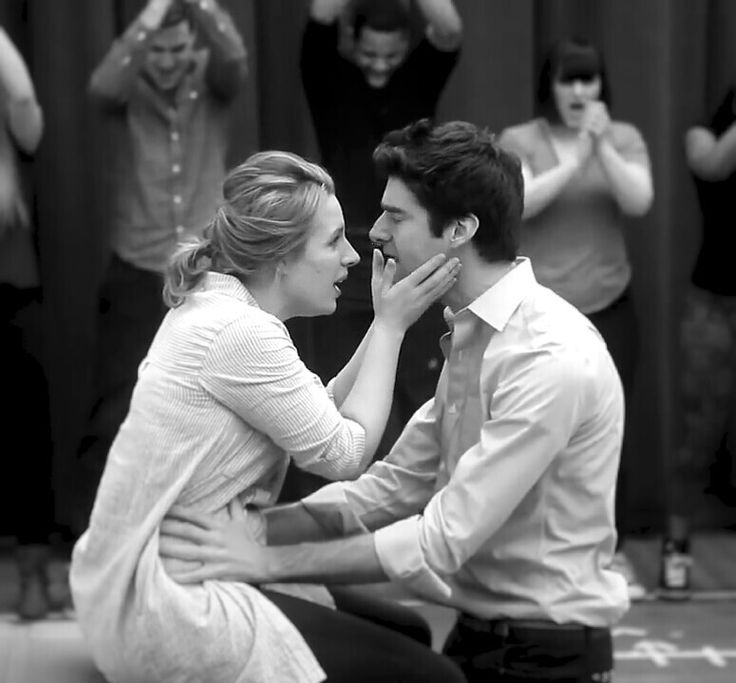 """""""Bad Idea"""" from Waitress the musical. Performed by Drew Gehling and Jessie Mueller. They have a crazy amount of chemistry!!"""