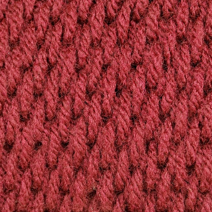 My Tunisian Crochet: Tunisian Full Stitch (Tfs) (aka goblin)