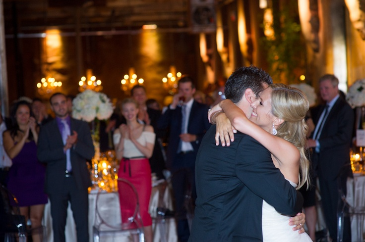 Fermenting Cellar wedding first dance