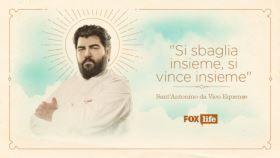 Pasta e patate di Antonino Cannavacciuolo