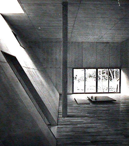Hiroyuki Asai, Mochizuki House, 1971
