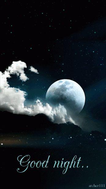 Mond / Moon - GIF