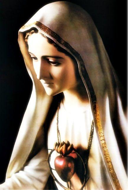 El papa consagrará este domingo 13, el mundo al Corazón Inmaculado de María Ante la imagen de la Virgen de Fátima que viene desde Portugal.