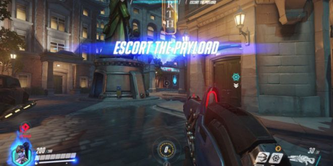 Overwatch Beta Overview – Escort PvP Match