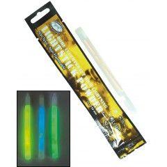 Svietiace tyčinka 15cm farba zelená