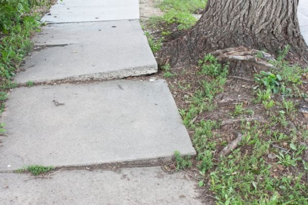An uneven sidewalk is a safety hazard. While it used to be an expensive fix, new technologies have enabled fast and simple sidewalk repair.