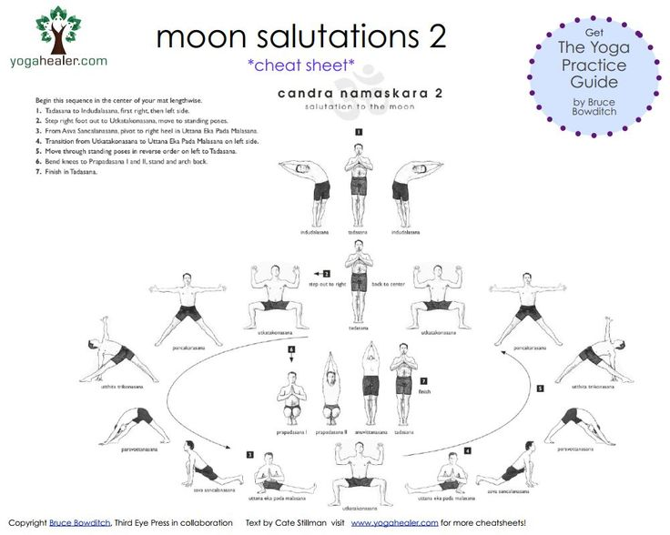 1000+ ideas about Moon Salutation on Pinterest