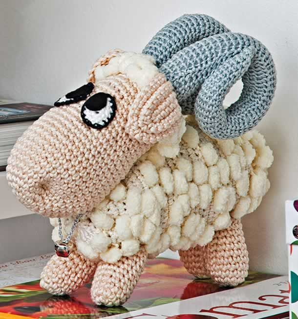 bichinhos-em-croche-cabra                                                                                                                                                                                 Mais