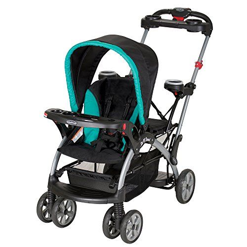 Baby Trend Sit N Stand Ultra Stroller, Tropic Baby Trend http://www.amazon.com/dp/B00PVQHP4W/ref=cm_sw_r_pi_dp_XwUivb1N4BS2P