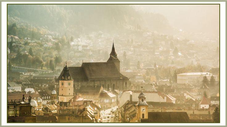Black Church in Transylvania by Ambar Elementals on 500px