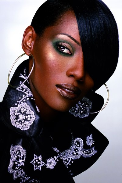 Dark skin pretty make up you can do it too