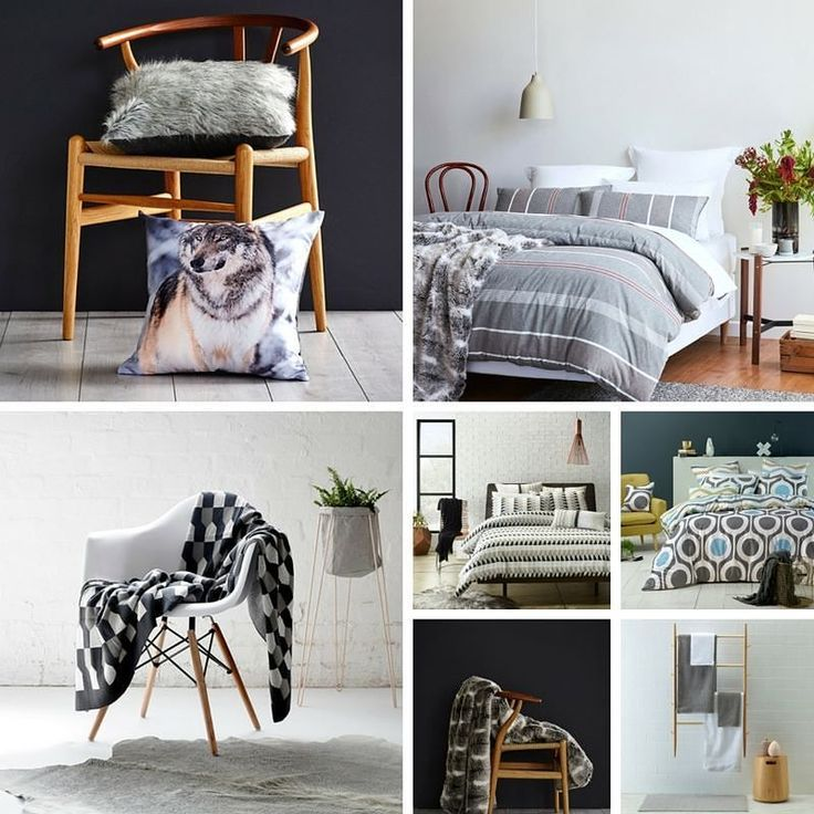 Grey is the way this Winter. Moody and versatile grey is anything but drab#grey #gray #greyOK #style #mood #instamood #instalove #interiorstyle #musthave #ontrend #bedroominspo #loveit #fave