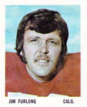 Jim Furlong - Calgary '71