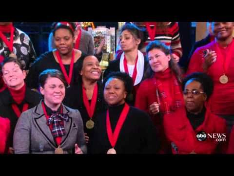 Atlanta West Pentecostal Church on ABC Good Morning America - YouTube