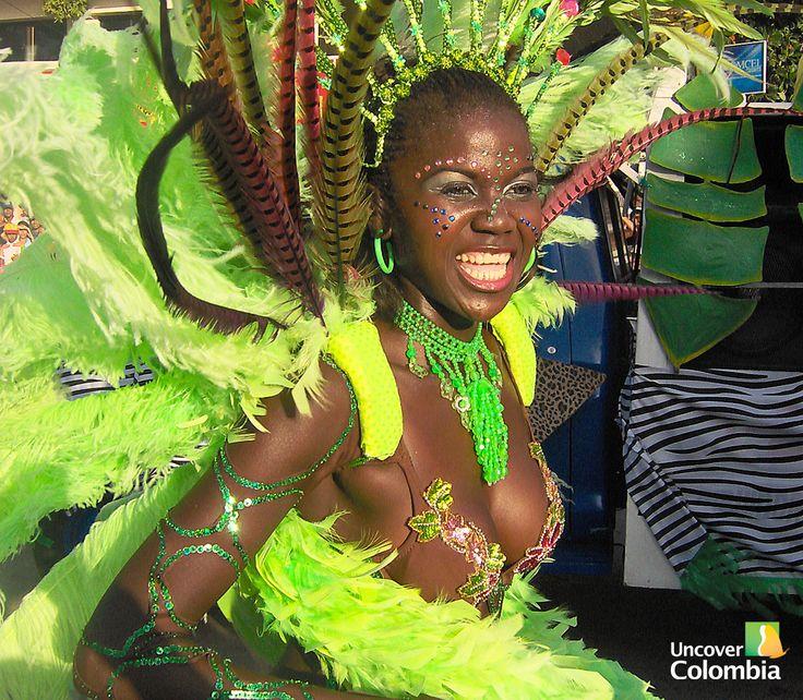 The Barranquilla Carnival - Atlantico, Colombia