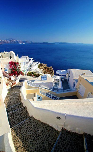 The Greek Island
