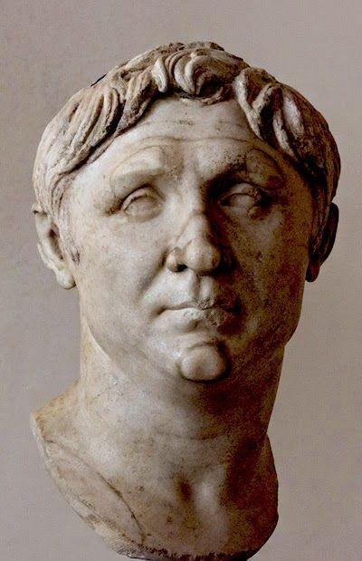 Ritratto di Pompeo; metà I secolo a.C.; marmo; Museo Archeologico, Venezia. Si consideri anche il sito museoarcheologico...