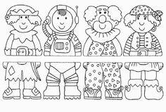 50+ Faschingsbilder zum Ausmalen für Kinder kostenlos ausdrucken