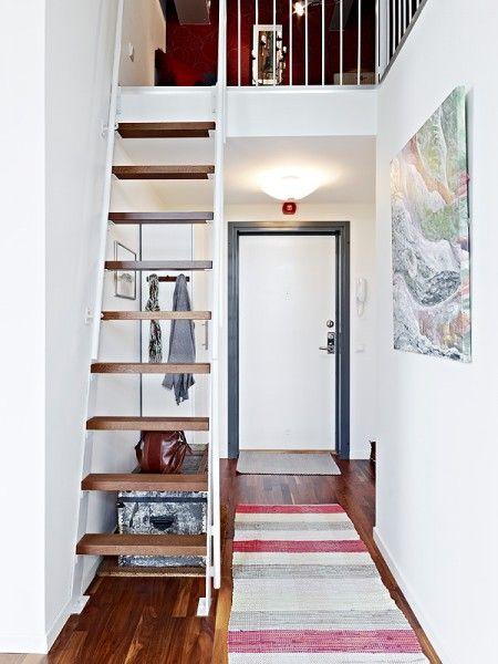 Como aprovechar el espacio en un piso de techos altos for Como aislar el techo de un piso