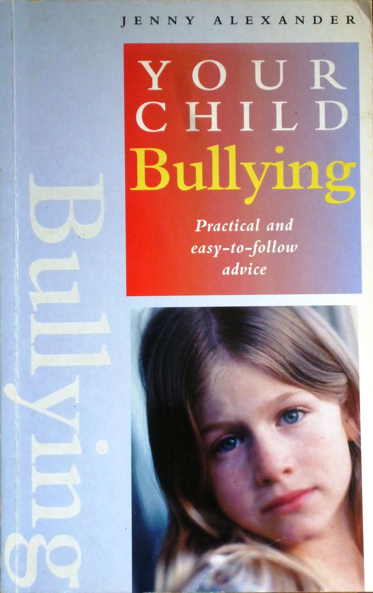 My first ever bullying book, back in 1998 - published in the UK, US and Australia by Element Books