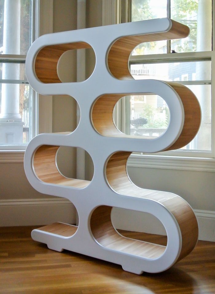 Bookcase by dillethomasdesign on Etsy