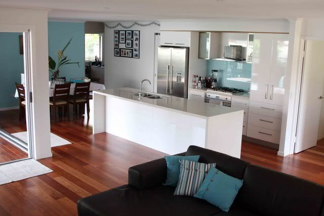 jarrah floorboards decorating