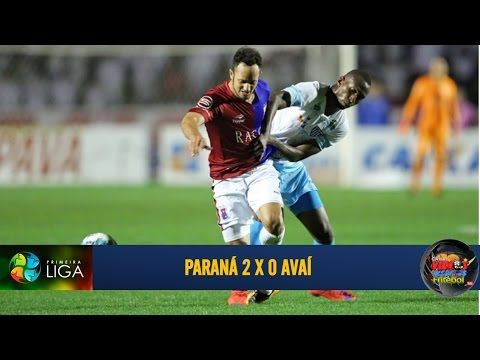 Parana Clube vs Avai FC - http://www.footballreplay.net/football/2017/01/25/parana-clube-vs-avai-fc/