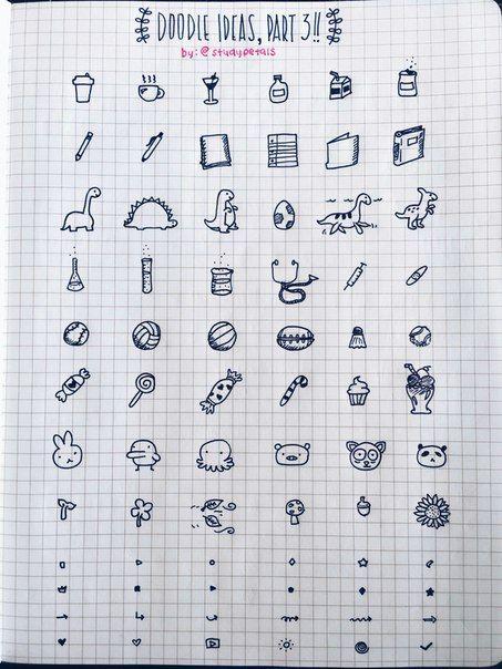 #doodle #zeichnen #drawing #vorlage #howto