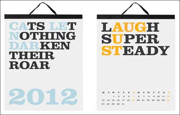 45+ Top Calender Designs 2012 (29)