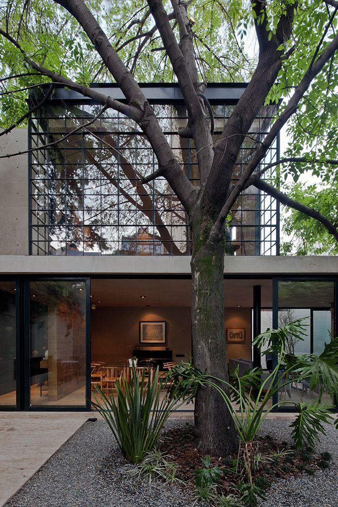 Galeria - Casa Estúdio Hill / CCA Centro de Colaboración Arquitectónica - 13