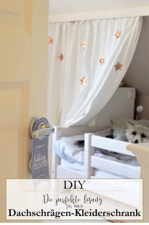 Die besten 25+ Bett mit vorhängen Ideen auf Pinterest - dachschrge vorhang