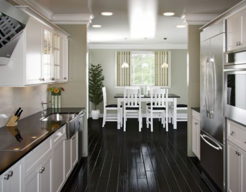 Kitchen 500 390 pixels kitchen ideas pinterest for Pictures of galley style kitchens