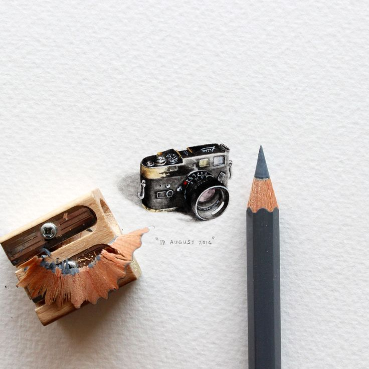 Postcards for Ants: A 365 Day Miniature Painting Project by Lorraine Loots