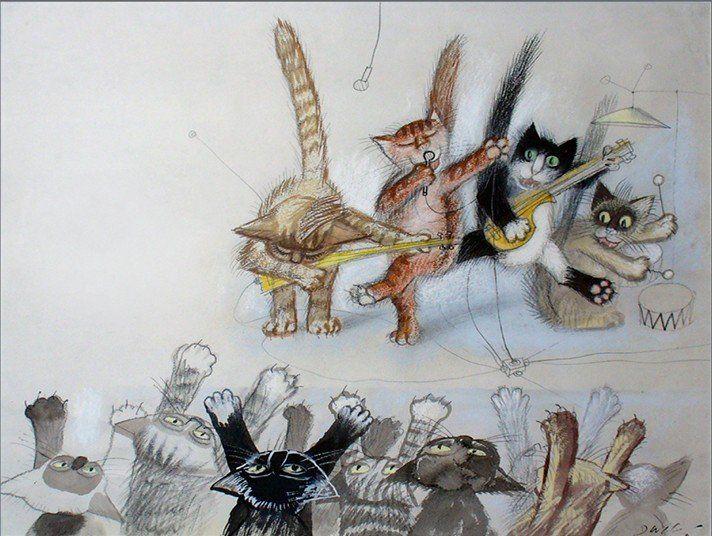 Kitteh Kats - it's Cat Paradise