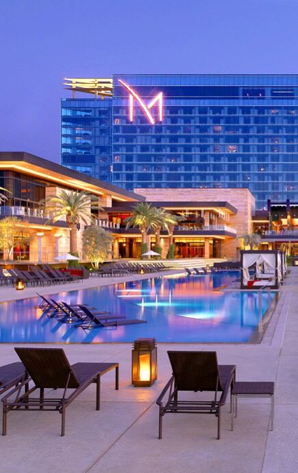 M Resort Spa Henderson Nevada Been There Stayed Here Pinterest And