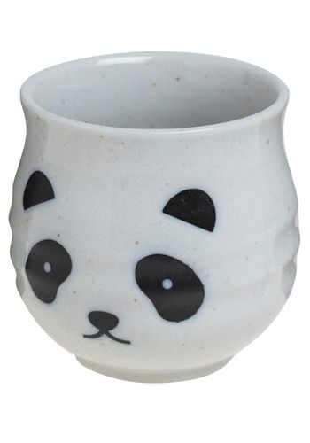 Panda Mug: Hot Teas, Japan Teas, Teas Cups, Pandas Pandas, Green Teas, Pandas Bears, Ceramics Mugs, Animal Al, Modcloth Com