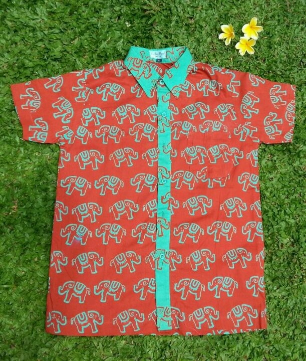 batik cenik motif gajah