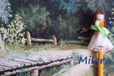 Pracownia Milgra: Ania z Zielonego Wzgórza