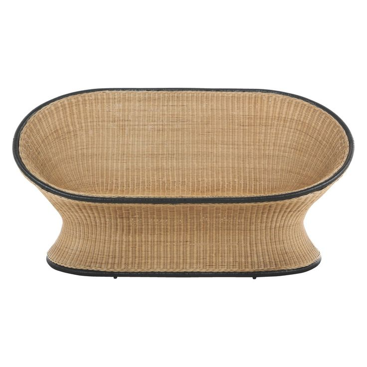 17 Best Ideas About Rattan Sofa On Pinterest Ashley