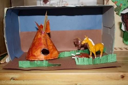 Shoebox Diorama Solar System - Pics about space