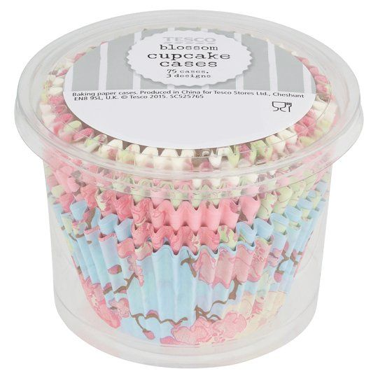 54 best easter images on pinterest toddlers buntings and cakes these spring inspired cake cases are ideal for making easter treats tesco cupcake negle Gallery