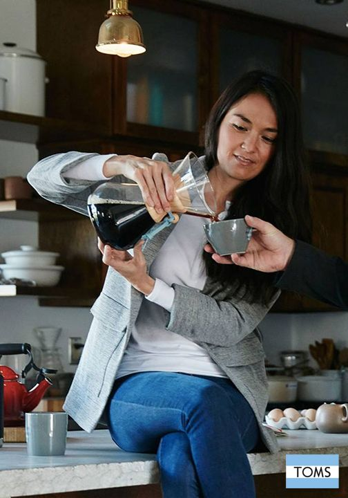 Give double the water with the Chemex Coffeemaker for TOMS. Click to learn more. TOMS Roasting ...
