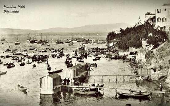 Büyükada 1900