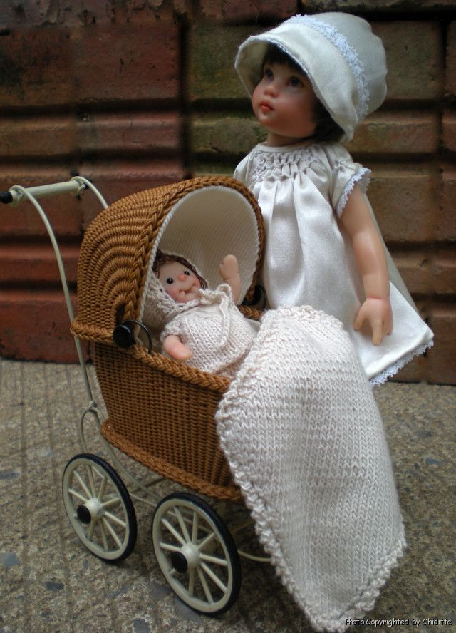 Doll with a doll!