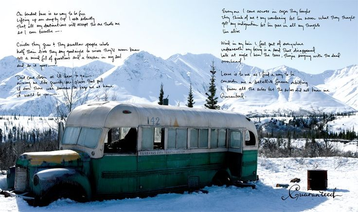 Guaranteed, Eddie Vedder, Into the Wild.