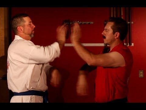Master Ken gibt Tipps zum Wing Chun Pak-Sao-Drill